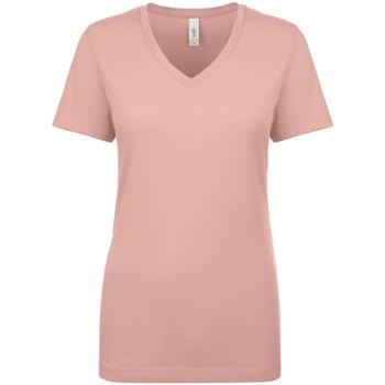 Kleidung Damen T-Shirts Next Level NX1540 Rot