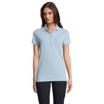 Kleidung Damen Polohemden Sols OWEN WOME Azul claro