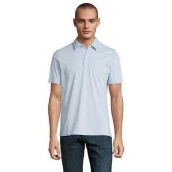 Kleidung Herren Polohemden Sols OSCAR MEN Azul claro