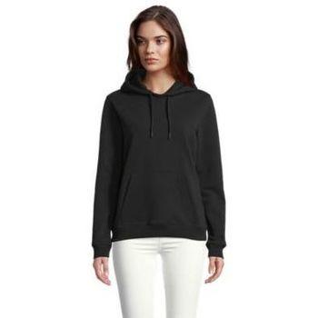 Kleidung Damen Sweatshirts Sols NICHOLAS WOME Negro profundo
