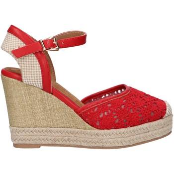 Schuhe Damen Sandalen / Sandaletten Refresh 69568 Rojo