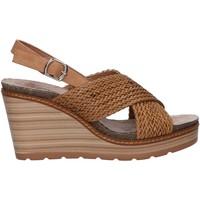 Schuhe Damen Sandalen / Sandaletten Refresh 69489 Marr?n