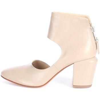 Schuhe Damen Pumps Strategia E2927 Dekolleté Damen Sand Sand