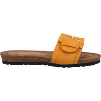 Schuhe Damen Pantoletten / Clogs Lazamani Pantoletten Gelb