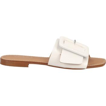 Schuhe Damen Pantoletten / Clogs Scapa Pantoletten Weiß