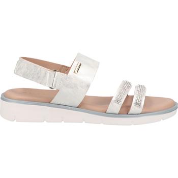 Schuhe Damen Sandalen / Sandaletten Scapa Sandalen Silber
