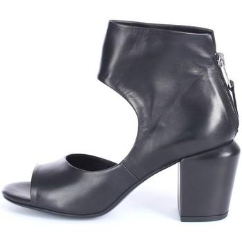 Schuhe Damen Pumps Strategia E2888 Dekolleté Damen Schwarz Schwarz