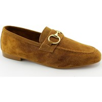 Schuhe Damen Slipper Divine Follie DIV-E21-2220-RH Marrone