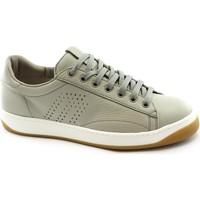 Schuhe Herren Sneaker Low Frau FRA-E21-2981-AR Beige