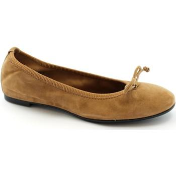 Schuhe Damen Ballerinas Frau FRA-CCC-7050-BR Marrone