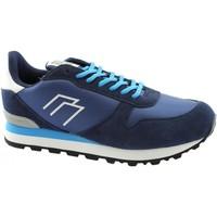 Schuhe Herren Sneaker Low Frau FRA-E21-0501-NA Blu