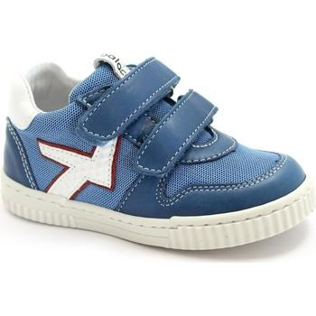 Schuhe Kinder Babyschuhe Balocchi BAL-E21-111230-JE-a Blu