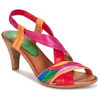 Schuhe Damen Sandalen / Sandaletten Betty London POULOI Multicolor