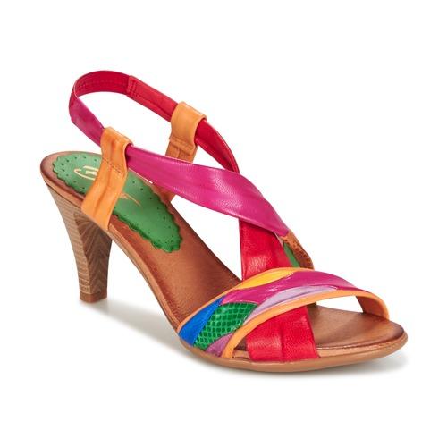 Sandalen / Sandaletten Betty London POULOI Multifarben 350x350