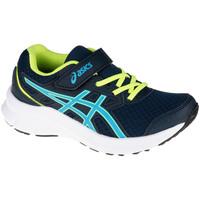 Schuhe Kinder Laufschuhe Asics Jolt 3 PS Blau