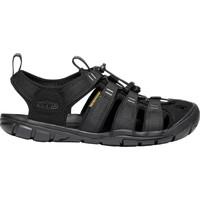 Schuhe Damen Sportliche Sandalen Keen Wms Clearwater CNX Schwarz