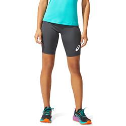 Kleidung Damen Shorts / Bermudas Asics Future Tokyo Short Grau