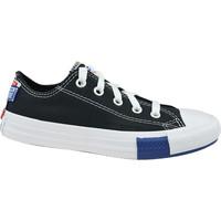 Schuhe Kinder Sneaker Low Converse Chuck Taylor All Star Jr noir