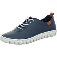 Schuhe Damen Derby-Schuhe & Richelieu Gemini Schnuerschuhe 394050-02-802 braun