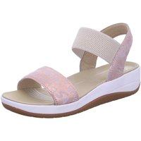 Schuhe Damen Sandalen / Sandaletten Ara Sandaletten 12-25926-79 rosa