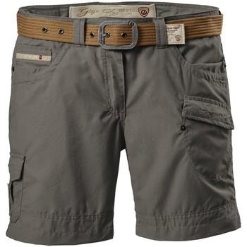 Kleidung Damen Shorts / Bermudas Killtec Sport Hira Casual mit Gürtel 29023 00330 braun