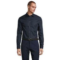 Kleidung Herren Langärmelige Hemden Sols BLAISE MEN Negro noche