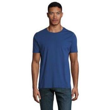 Kleidung Herren T-Shirts Sols LUCAS MEN Azul oscuro