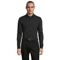 Kleidung Herren Langärmelige Hemden Sols BALTHAZAR MEN Negro profundo
