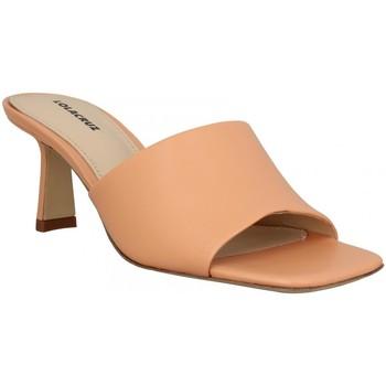 Schuhe Damen Pantoffel Lola Cruz 136668 Orange