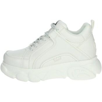 Schuhe Damen Sneaker High Buffalo CLD CORIN Weiss