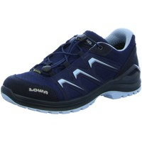 Schuhe Damen Fitness / Training Lowa Bergschuhe MADDOX GTX LO JUNIOR 340121/6917 blau