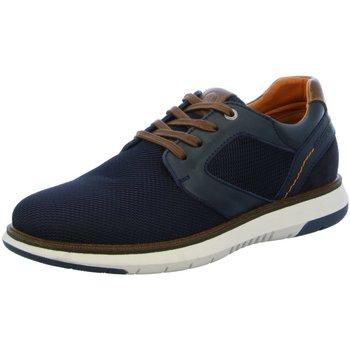 Schuhe Herren Derby-Schuhe & Richelieu Salamander Schnuerschuhe Schnürer 32142 blau