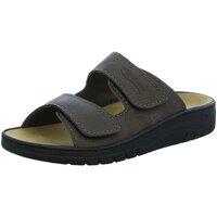 Schuhe Herren Sandalen / Sandaletten Algemare Offene 7261-m22 braun