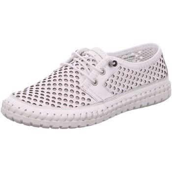 Schuhe Damen Derby-Schuhe & Richelieu Gemini Schnuerschuhe 395900-02/001 weiß