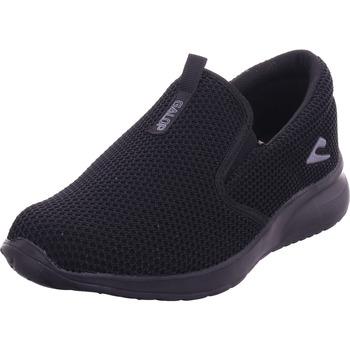 Schuhe Herren Slip on Hengst - L69445 schwarz