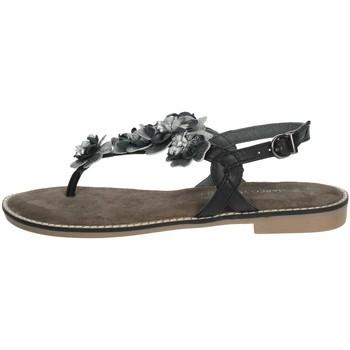 Schuhe Damen Sandalen / Sandaletten Marco Tozzi 2-28122-26 Schwarz