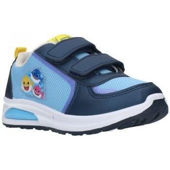 Schuhe Jungen Sneaker Low Cerda 2300004720 Niño Celeste bleu