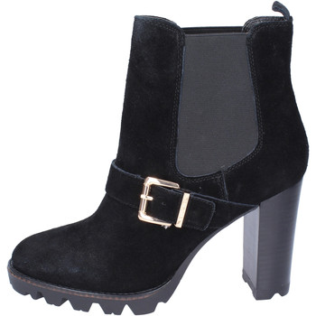 Schuhe Damen Low Boots Liu Jo BJ712 Schwarz