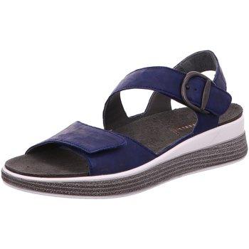 Schuhe Damen Sandalen / Sandaletten Think Sandaletten 3-000251-8000 blau