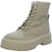Schuhe Damen Boots Steve Madden Stiefeletten Skylar SM11001184/846 beige