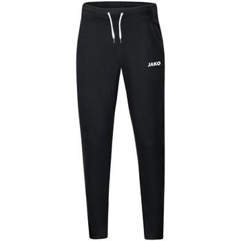 Kleidung Damen Jogginghosen Jako Sport Jogginghose Base 8465D 08 schwarz