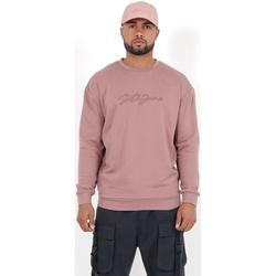 Kleidung Herren Sweatshirts Sixth June Sweatshirt  Velvet rose