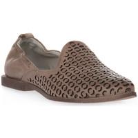 Schuhe Damen Slipper Priv Lab 3203 TEXAS CEMENTO Grigio