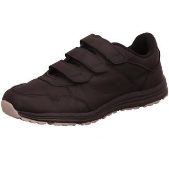 Schuhe Herren Sneaker Low Brütting Slipper Classic Run V 121035 schwarz
