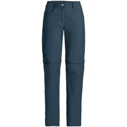 Kleidung Jungen Jogginghosen Vaude Sport Wo Farley ZO Pants V 42169 303 blau
