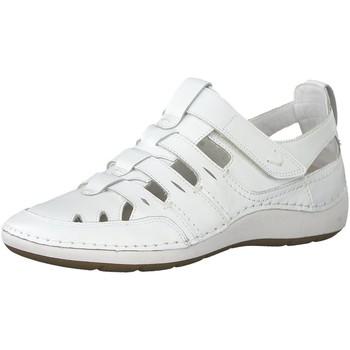 Schuhe Damen Sandalen / Sandaletten Jana Slipper Da.-Slipper 8-8-24618-26-100 weiß