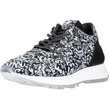 Schuhe Damen Sneaker Low Cetti C1253SRA V21 Schwarz