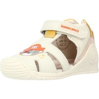 Schuhe Jungen Sandalen / Sandaletten Biomecanics 212141 Beige