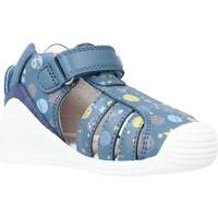 Schuhe Jungen Sandalen / Sandaletten Biomecanics 212142 Blau