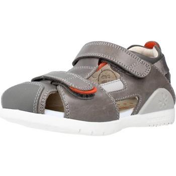 Schuhe Jungen Sandalen / Sandaletten Biomecanics 212183 Grau